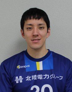 北電の川島選手